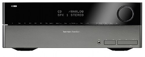 Harmon Kardon Stereo Receiver HK 3390