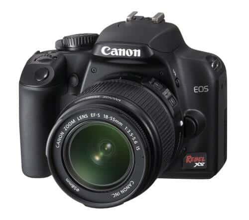 Canon Rebel XS SLR Camera