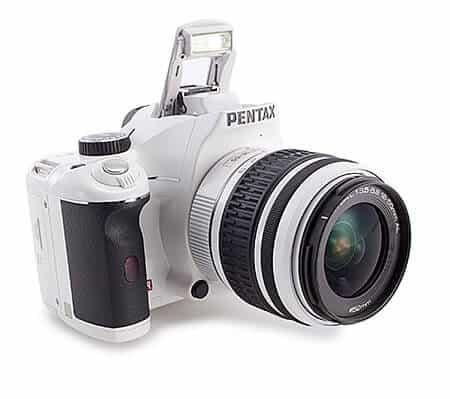 Pentax K-x SLR Camera