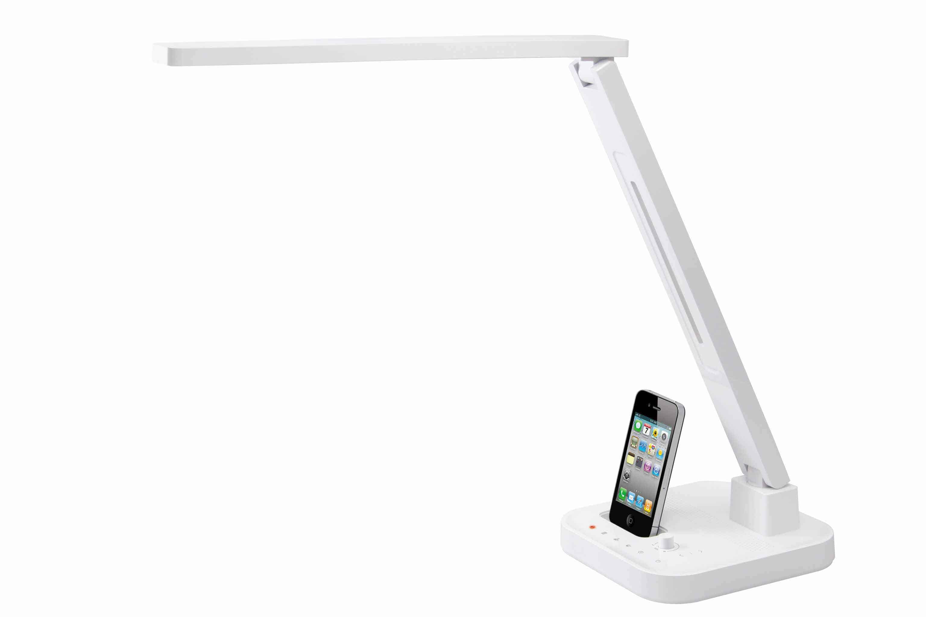 the best led desk lamps of 2017 reactual. Black Bedroom Furniture Sets. Home Design Ideas