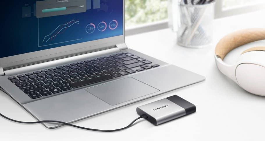 fastest external hard drive